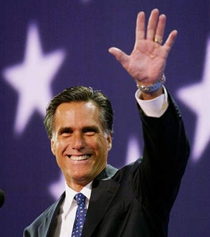 Romney's Favorables Rising
